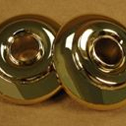 vip 3 jet face caps polished brass