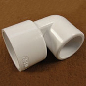 elbow adaptor 1 slip