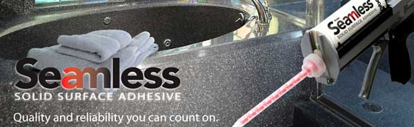 Seamless Adhesives
