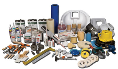 Cast Polymer Manufacturing and Fabrication Supplies